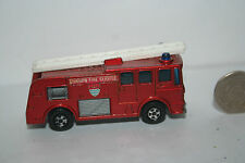 Matchbox Lesney Merryweather Fire Engine No.35 (1969)