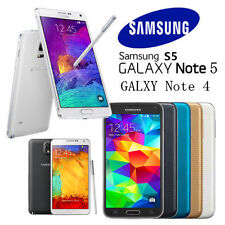 Samsung Galaxy Note 5 / Note4 / S5 32GB16GB - 4G LTE (Factory Unlocked) Colorful