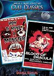Samuel Z Arkoff Collection Cult Classics  How to Make a Monster Blood of Dracula