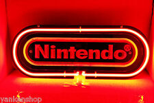 "SB130 Nintendo TV Games Shop Home Display Decor Neon Light 3D Sign 12"" x 5"""