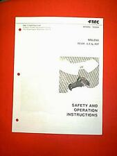BOLENS TRACTOR REAR PTO ATTACHMENT MODEL 18094 OWNERS MANUAL 4/75