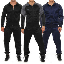 Finchman Trinda Suit Tracksuit Jogging Suit Trackies Shiny Polyester