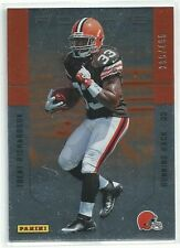 2012 Panini Father's Day Rookies #5 Trent Richardson/499 - NM-MT