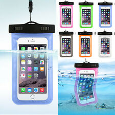 Waterproof Underwater Swim Pouch Dry Bag Pack Case Cover For iPhone Mobile Phone