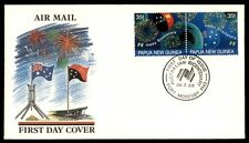 1988 celebration bicentenary Papua New Guinea first day cover