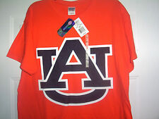 AUBURN UNIVERSITY Tigers Alabama Men's Large L NCAA T-Shirt TShirt NEW WITH TAGS
