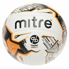 Mitre Ultimatch Ball Football Playing Gaming Players Equipment Training Sports