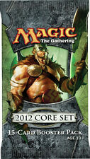 Magic the Gathering 2012 Core Set Factory Sealed Booster Pack