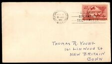 USN LITTLE AME ANTARCTICA MAY 1 1956 US NAVY OPERATION DEEP FREEZE NAVAL COVER