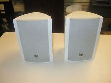 Infinity Minuette MPS Bookshelf Speakers (2) TESTED