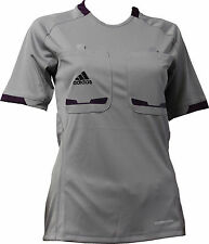 adidas Ladies Referee 12 Referee Jersey Referee Jersey Short sleeve t-Shirt grau