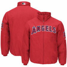Majestic Los Angeles Angels of Anaheim Jacket - MLB