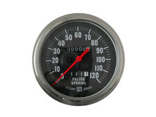 Police Special 1:1 Speedometer,for Harley Davidson motorcycles,by V-Twin