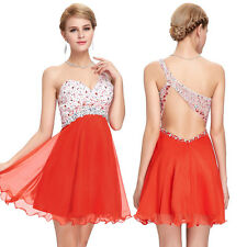 Sexy Short SEQUIN Cocktail Dress Homecoming Formal Evening Party Bridesmaid Gown