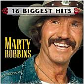 16 Biggest Hits by Marty Robbins (CD, Jul-1998, Sony Music Distribution (USA))