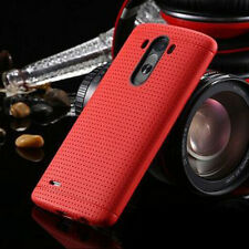 Soft Silicone Rubber/Gel Fitted Back Cover Case Skin For iPhone Samsung LG HTC