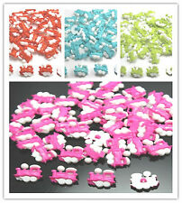 100 Pcs New fashion The lovely car  shape  Sewing Buttons
