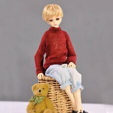 New 1/4 BJD Doll SD Dollfie DZ DOD LUTS Outfit Fashion Sweater Jeans Boy Clothes