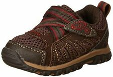 NIB STRIDE RITE Athletic Shoes Osmond Brown Red 6 7 7.5 8