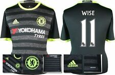 *16 / 17 - ADIDAS ; CHELSEA 3rd KIT SHIRT SS / WISE 11 = KIDS SIZE*