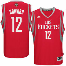 Dwight Howard Houston Rockets adidas Noches Enebea Swingman Road Jersey - NBA