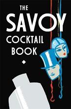 The Savoy Cocktail Book, The Savoy Hotel