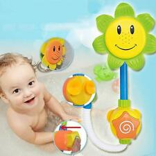 Baby Bath Toys Sunflower Shower Toy Pool Swimming Beach Water Baby Bath Toys WS
