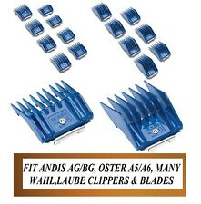 ANDIS ATTACHMENT Snap Guard Guide Blade COMB*Fit Oster A6/A5,Wahl,Laube Clipper