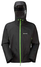 Montane Mens Featherlite Waterproof Hooded Shell Jacket