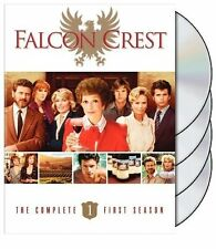 Falcon Crest: The Complete First Season (DVD, 1981, 4-Disc Set) Free Shipping