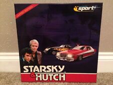 Scalextric Starsky & Hutch Sport Ford Torino & Corvette Limited Edition