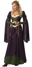 Lady in Waiting Renaissance Medieval Women Costume