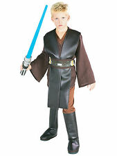 Anakin Skywalker Deluxe Star Wars Disney Licensed Boys Costume