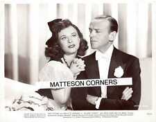 Second Chorus Fred Astaire Paulette Goddard 1940 vintage movie Media Release