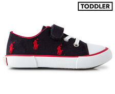 Polo Ralph Lauren Toddler Kody Shoe - Navy/Red