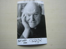 Timothy West (Eastenders) hand signed RARE *FREE POST*
