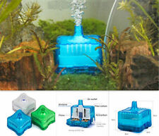 Aquarium Internal New Activated Carbon Filter Submersible Pump Fish Tank Spray