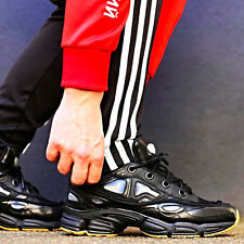 ADIDAS X RAF SIMONS SS17 OZWEEGO BUNNY BLACK SIZE 7.5 / 8 / 8.5 Ready for ship