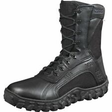"""Rocky Tactical Boots Mens 8"""" S2V Special Opps Black FQ0000102"""