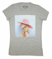 Lady Gaga Joanne Womens Heather Grey T Shirt New Official
