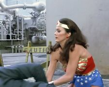 LYNDA CARTER WONDER WOMAN RARE NEW 8X10 8 X 10 PHOTO XYZ 66