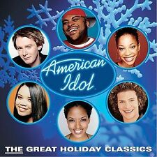 2-CDs SEALED  American Idol: The Great Holiday Classics Various Artists (2004)