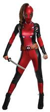 Sexy Secret Wishes Deadpool Adult Womens Costume NEW