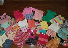 Baby Girl 18 months Huge Lot Spring Summer Clothes 45 Pieces