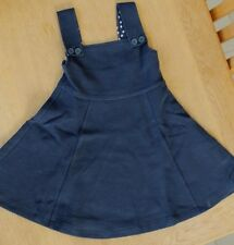 Mini Boden Girls Navy Thick Cord Pinafore Dress NEW 3-4 4-5 Years