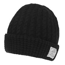 ONeill Mens Classy Beanie Knitted Hat Snow Winter Warm Accessories