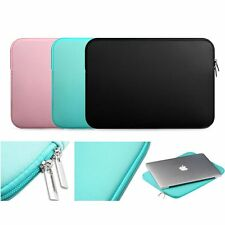 "Laptop Sleeve Case Carry Bag Notebook For Macbook Air/Pro/Retina 11/13/15"" LOT L"