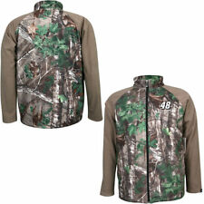 Jimmie Johnson Realtree Xtra Green Fleece Jacket - Camo - NASCAR