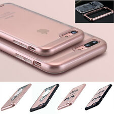 Hybrid Crystal Clear Bumper Case Slim Shockproof Cover For Apple iPhone 6S 7Plus