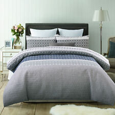 3 Pce Sherpa Lightly Quilted Quilt Doona Duvet Cover Set - QUEEN KING